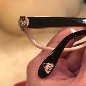 "Juicy Couture Accessories - JUICY COUTURE 💗 ""Erin"" Rx Eyeglass Frames"